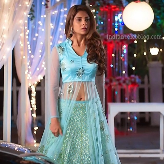Jennifer winger hindi TV actress Bepanaah S1 3 hot gown photo