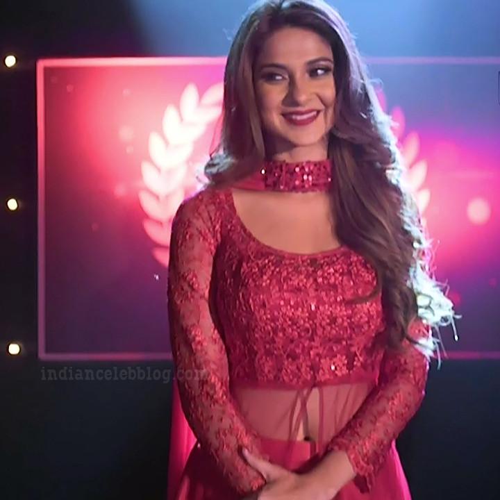 Jennifer winger hindi TV actress Bepannah S1 14 hot gown pic