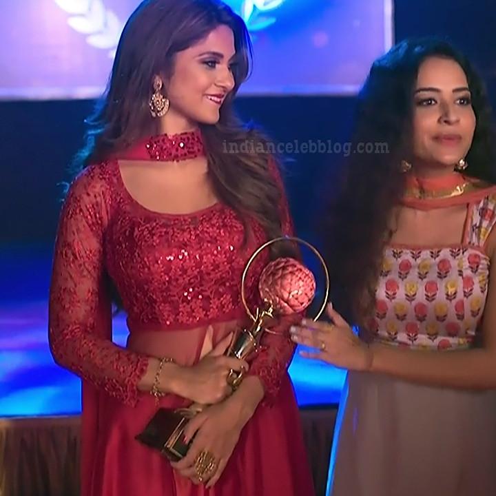 Jennifer winger hindi TV actress Bepannah S1 15 hot gown pic