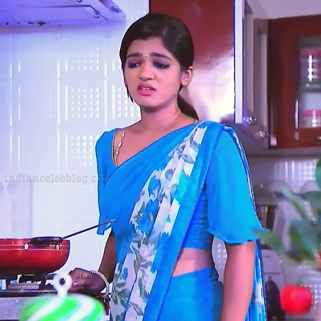 Kannada Serial actress Tapsee Satyam shivam SS1 4 Sari photo