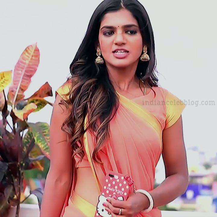 Kannada Serial actress Tapsee Satyam shivam SS1 6 Sari photo