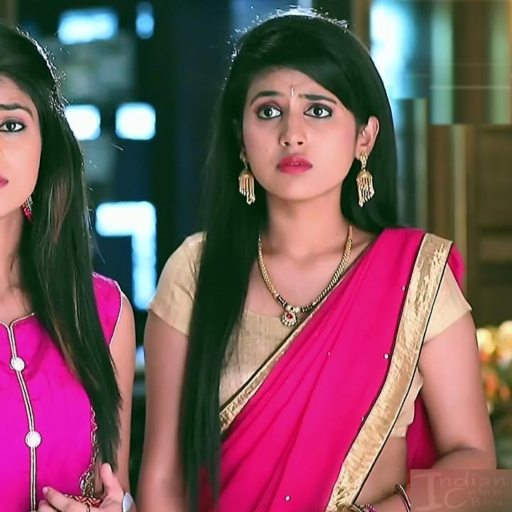 Kannada tv serial actress MiCmpl5 6 saree photo