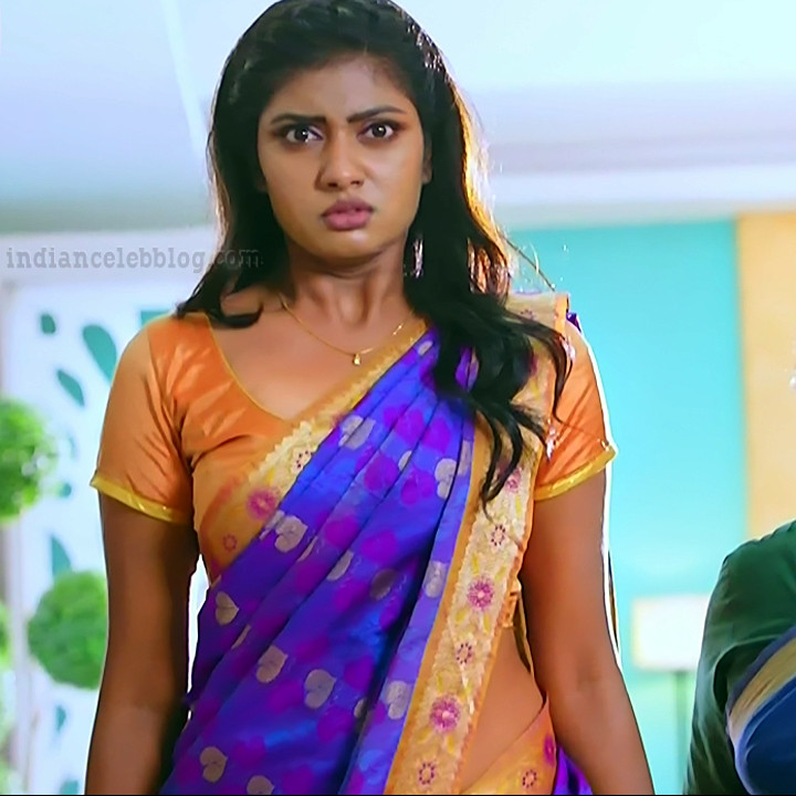 Nakshatra Srinivas Tamil TV serial Maya S1 10 Sari photo