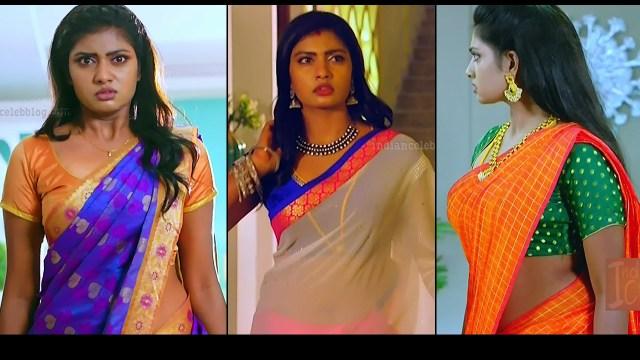 Nakshatra Srinivas Tamil TV serial Maya S1 17 Thumb