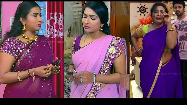Ramya shankar Tamil TV actress Roja S1 14 Thumb