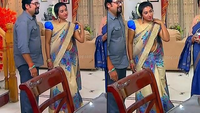 Ramya shankar Tamil TV actress Roja S1 5 Saree pics
