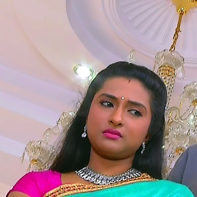 Ramya shankar Tamil TV actress Roja S1 7 Sari caps