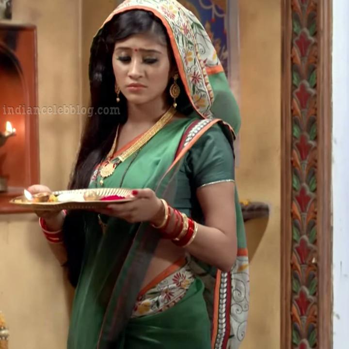 Shivangi joshi Hindi TV Celeb Begusarai S2 1 Saree caps