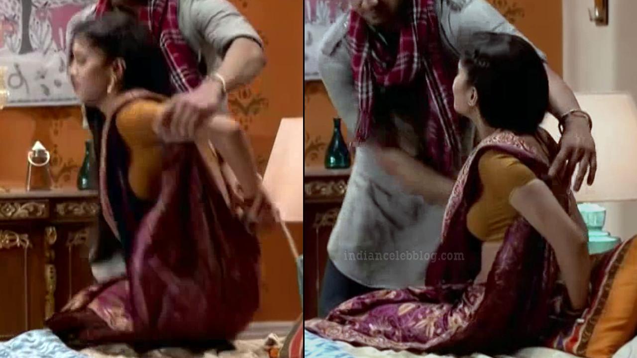 Shivangi joshi Hindi TV Celeb Begusarai S2 7 Saree pics