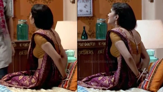 Shivangi joshi Hindi TV Celeb Begusarai S2 8 Saree pics