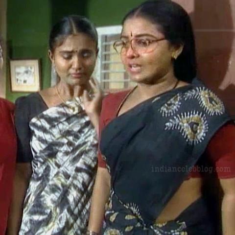Siva Kavitha tamil tv actress aasai S1 12 saree photo