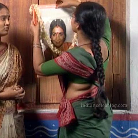 Siva Kavitha tamil tv actress aasai S1 2 saree photo