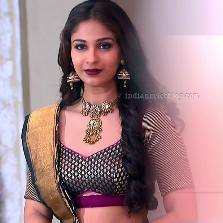 Vidhi pandya hindi tv actress udaan S4 10 hot saree photo