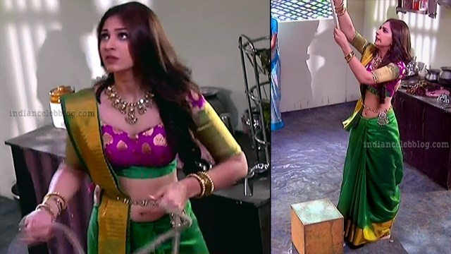 Vidhi pandya hindi tv actress udaan S4 8 hot saree pics
