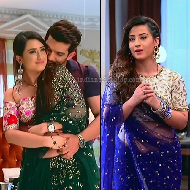 Alisha panwar ishq marjawan actress S4 7 saree pics