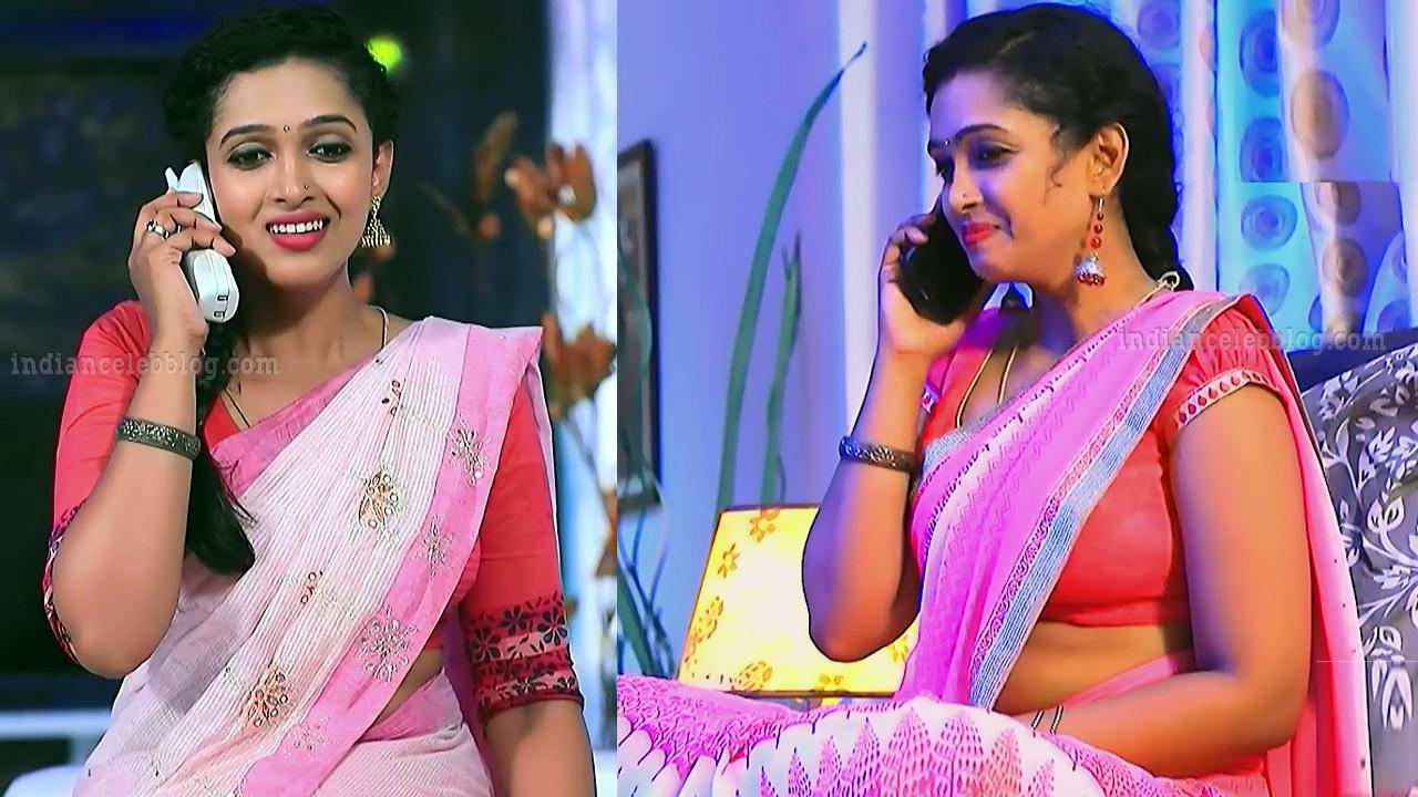 Apoorva bharadwaj kannada tv actress S2 8 saree pics