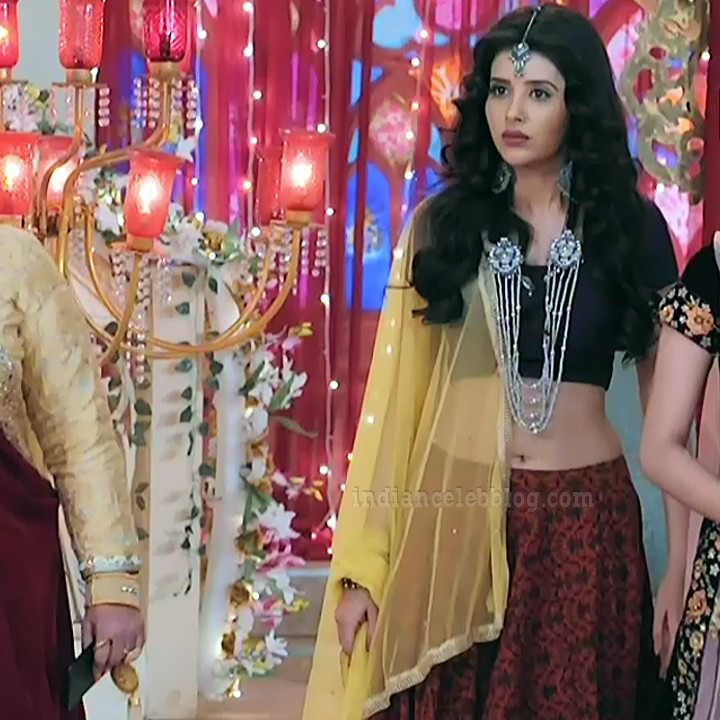 Charu asopa jiji maa tv serial S1 12 lehenga photo