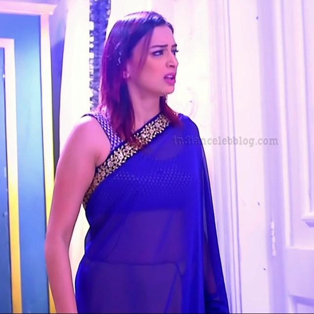 Gauri pradhan pics in saree Tu Aashiqui S2 2