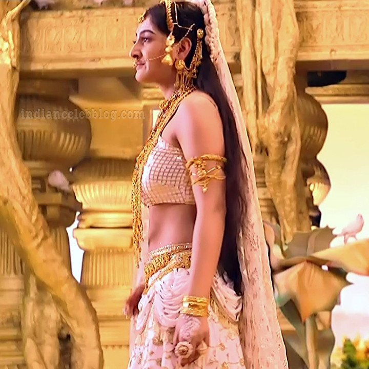 Shivya pathania Hindi TV Radha krishn 6 Photo