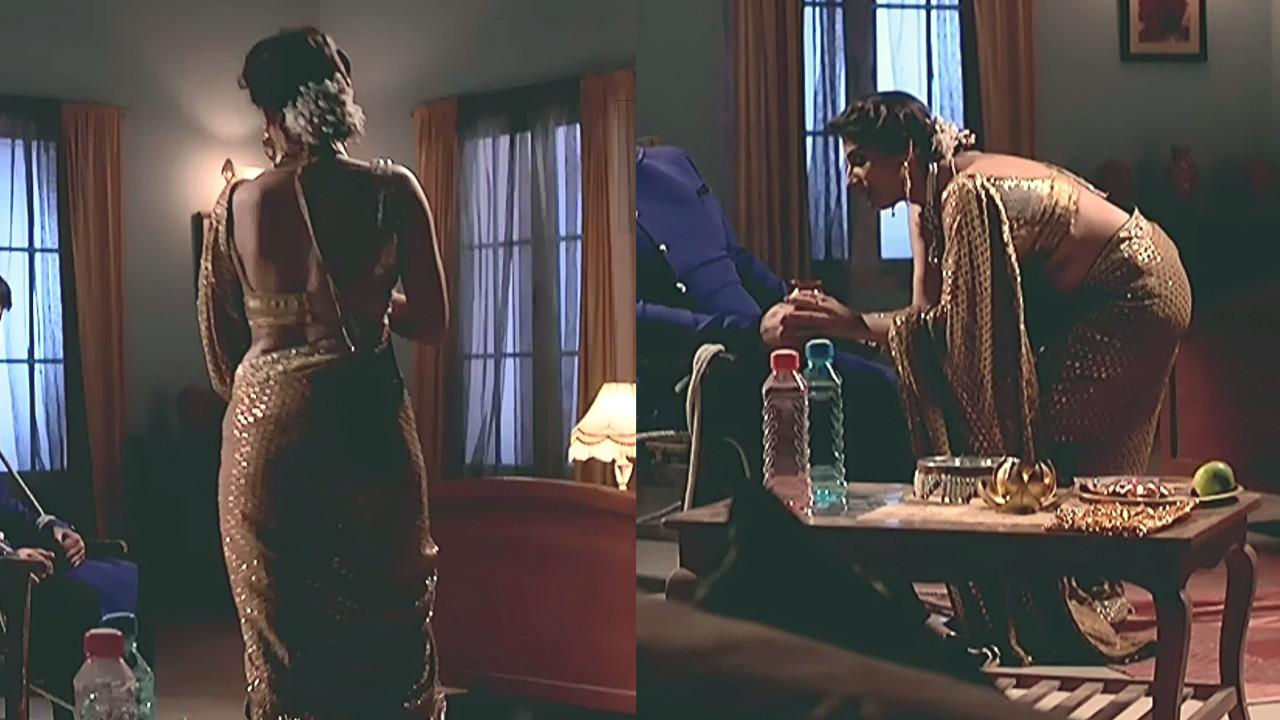 Tiya-gandwani-shakti-astitva-serial-actress-S1-6-hot-sari-pics