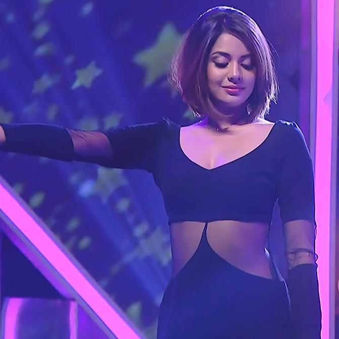 Aishwarya Dutta vijay tv reality show s1 1 photo