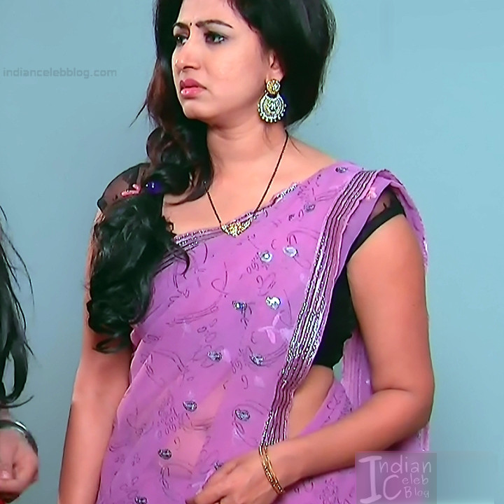Revathi Tene manasulu tv actress S1 2 saree photo