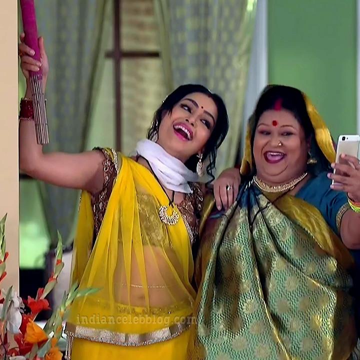 Shubhangi atre hindi tv actress Bhabhiji S4 12 sari photo