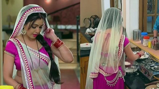 Shubhangi atre hindi tv actress Bhabhiji S4 2 saree pics