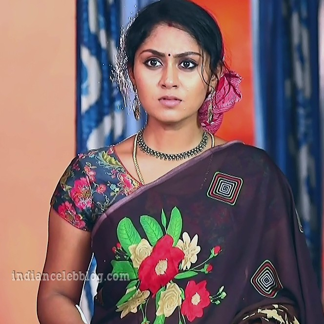 Sreethu nair Kalyanamam kalyanam serial S1 11 saree pics
