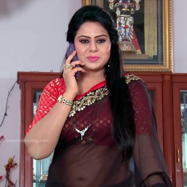 Tina naidy telugu serial actress swathi chinukulu s1 1 sari pics