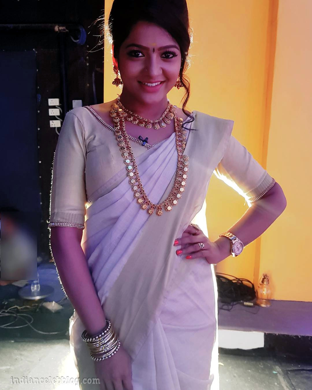 Chithra VJ tamil tv celeb CTS1 16 hot photo