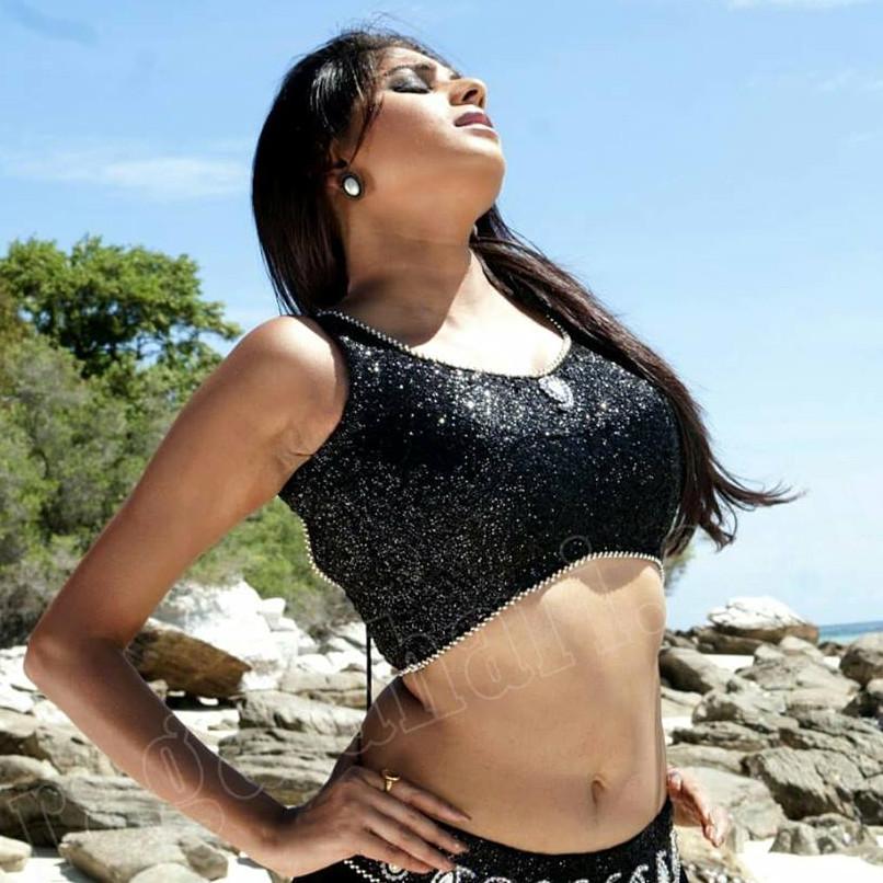 Rachita ram kannada actress CTS1 7 hot movie still