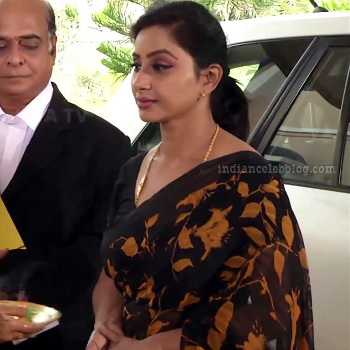 Rani tamil tv actress RangaVS1 7 hot saree photo