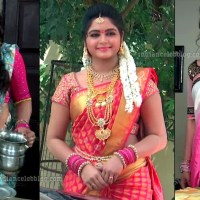 Shirisha Manasu mamatha telugu serial actress pics