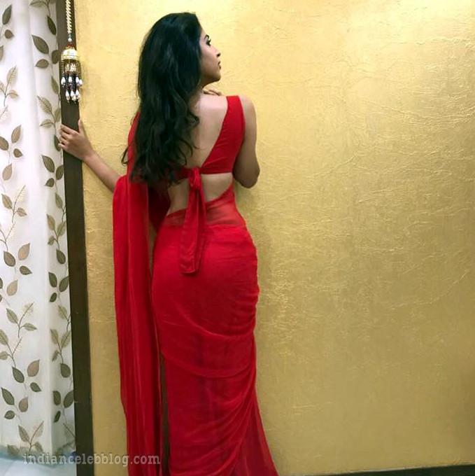 Sonarika bhadoria hindi tv actress CTS7 11 hot saree pic