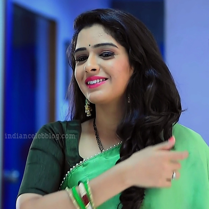 Supritha sathyanarayan kannada tv actress SeethaVS1 12 pic