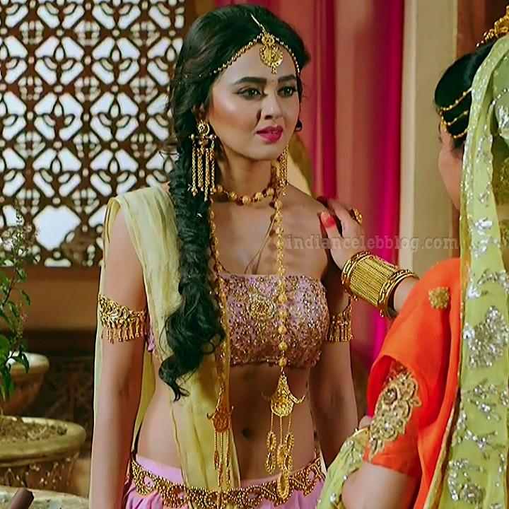 Tejaswi prakash hindi serial actress karn sangini s1 11 hot photo