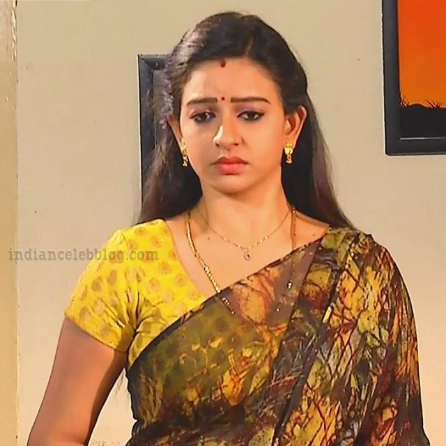 Divya ganesh tamil tv actress sumangali S6 1 saree pics