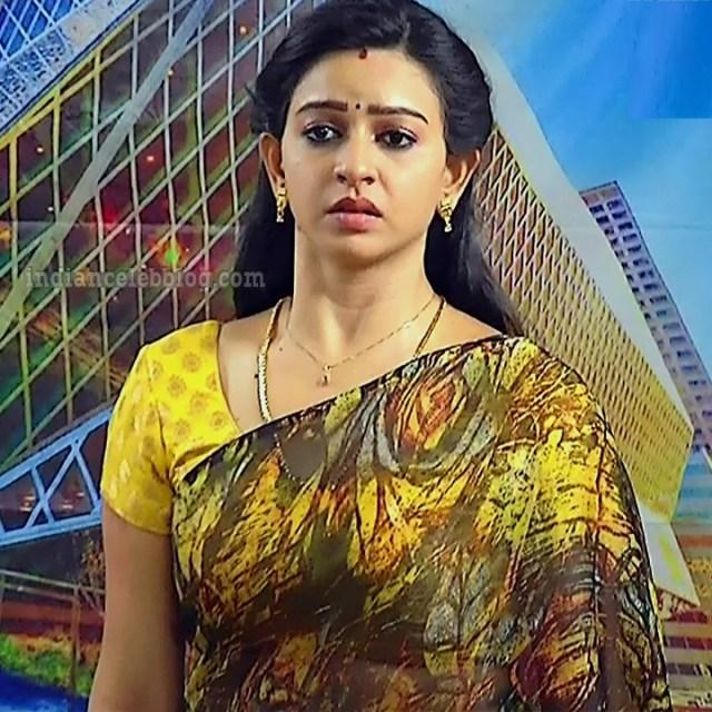 Divya ganesh tamil tv actress sumangali S6 5 saree pics