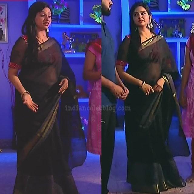 Divya ganesh tamil tv actress sumangali S6 9 saree pics