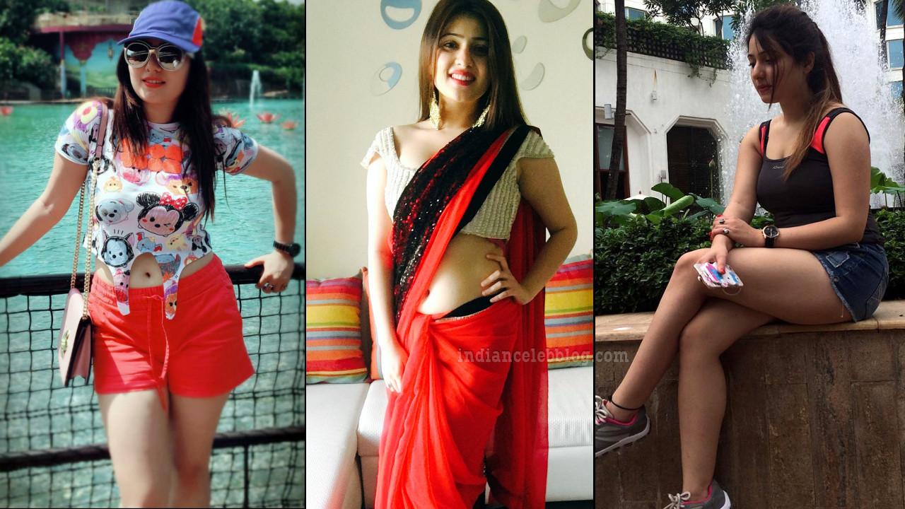 Naazuk Lochan Hindi TV actress hot photo gallery