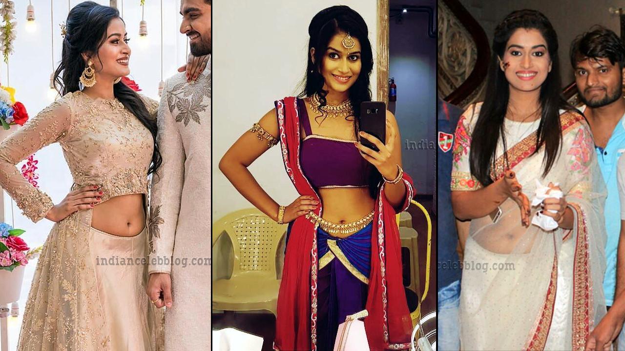 Manisha Saxena Hindi TV actress hot navel show Pics gallery