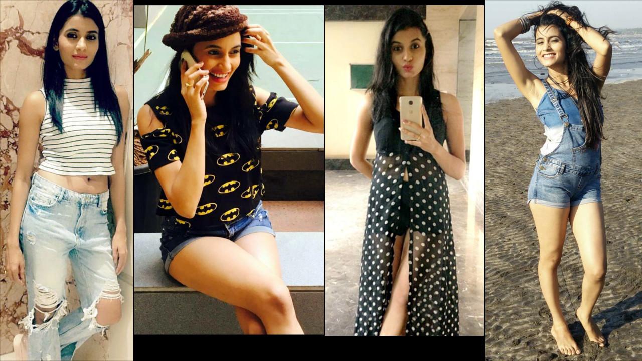 Meenu Panchal Hindi TV actress hot photo gallery