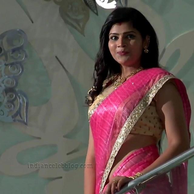 Sangeetha Kamath Telugu TV actress CTS1 7 hot saree pics