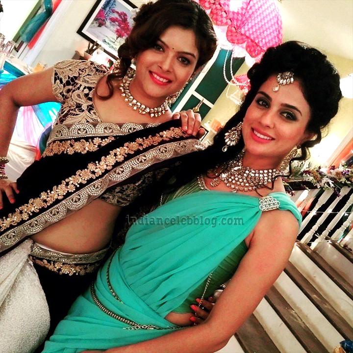 Shilpa Raizada Hindi TV actress CTS1 1 hot saree photo