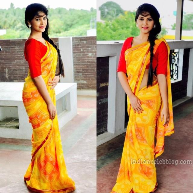 Amulya gowda kannada tv actress CTS1 1 hot photo