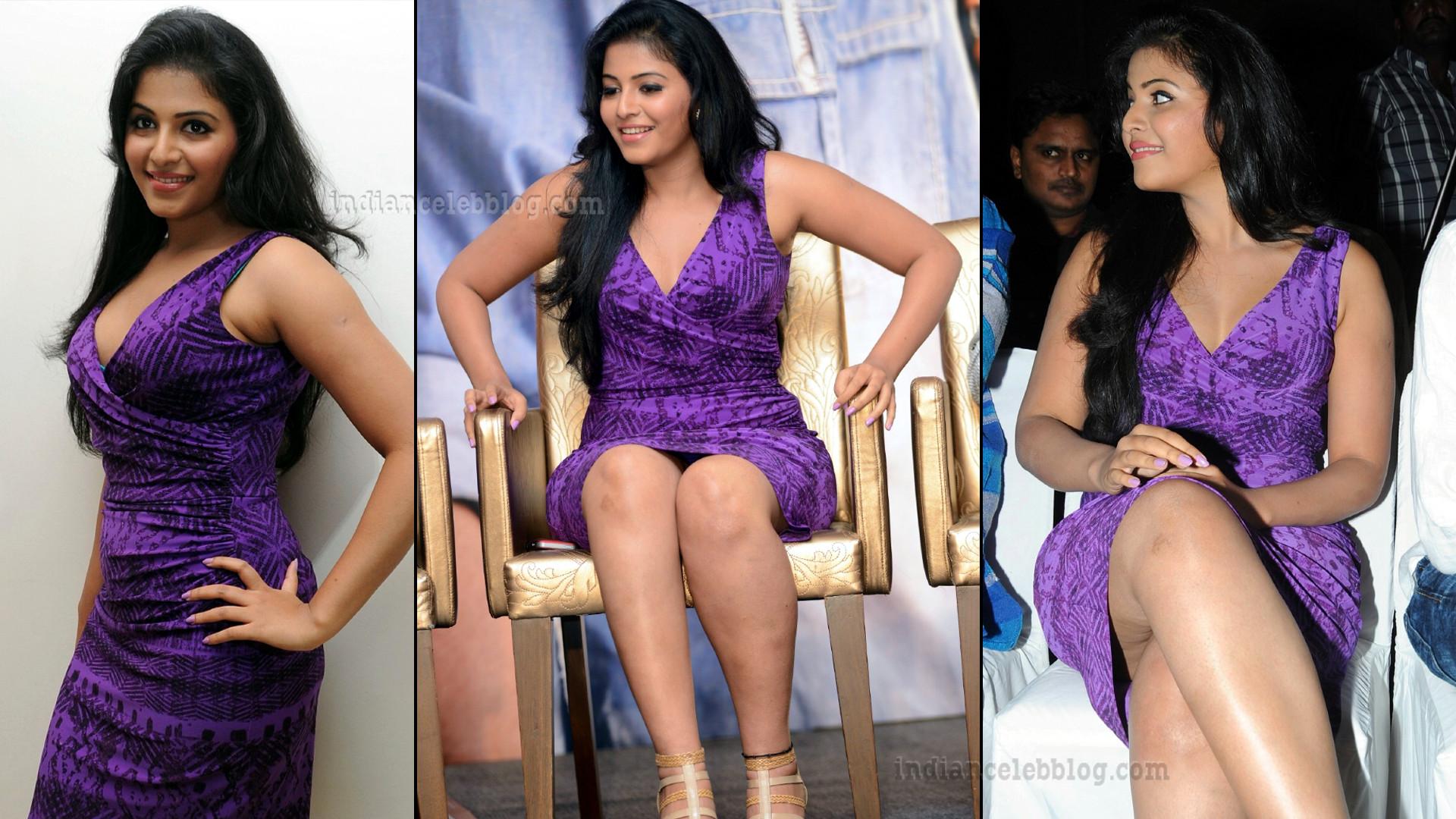 Anjali Tollywood event sexy Mini dress Pics