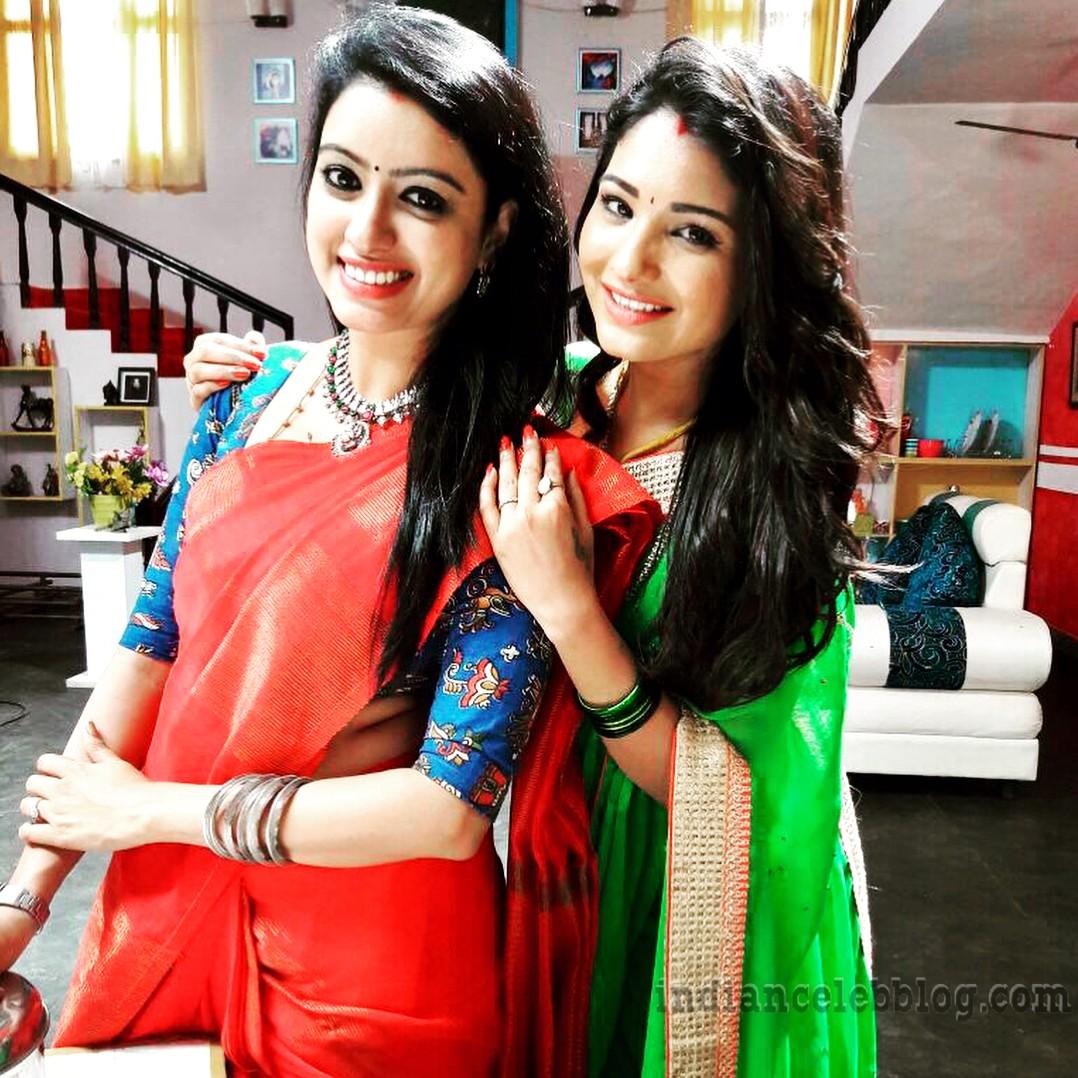 Nisha krishnan Tamil tv actress CTS1 16 hot photo