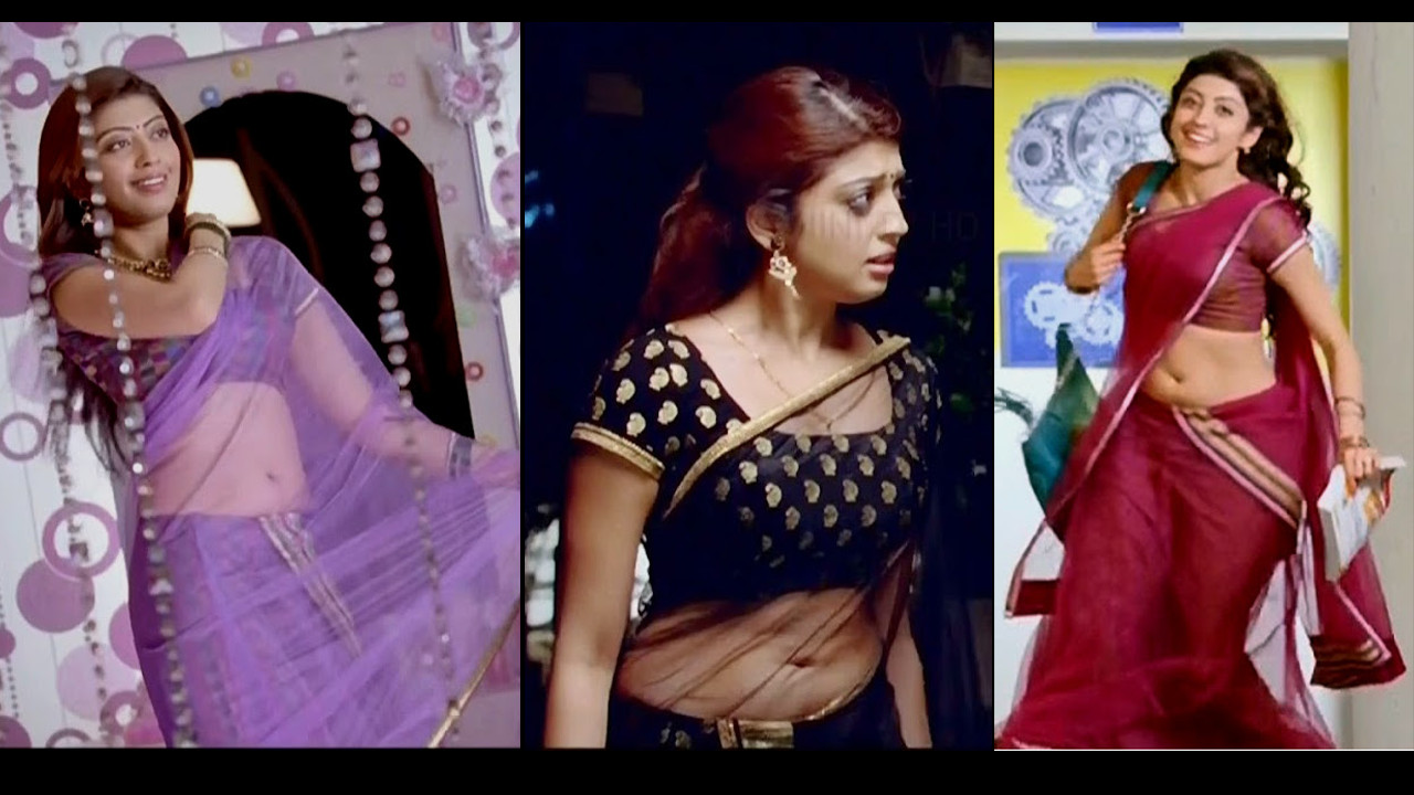 Pranitha subhash navel show from Rabhasa S1 10 thumb