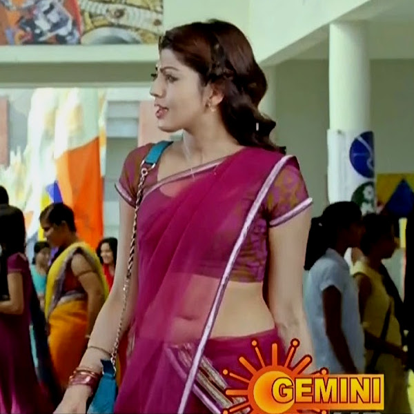 Pranitha subhash navel show from Rabhasa S1 3 hot pic